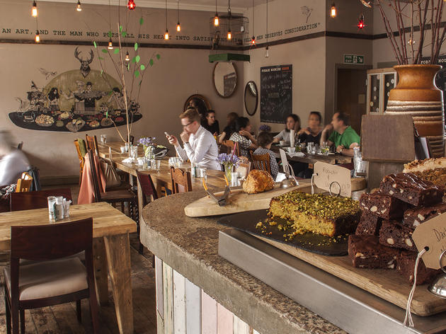 Five of the best foodie stores in Edinburgh