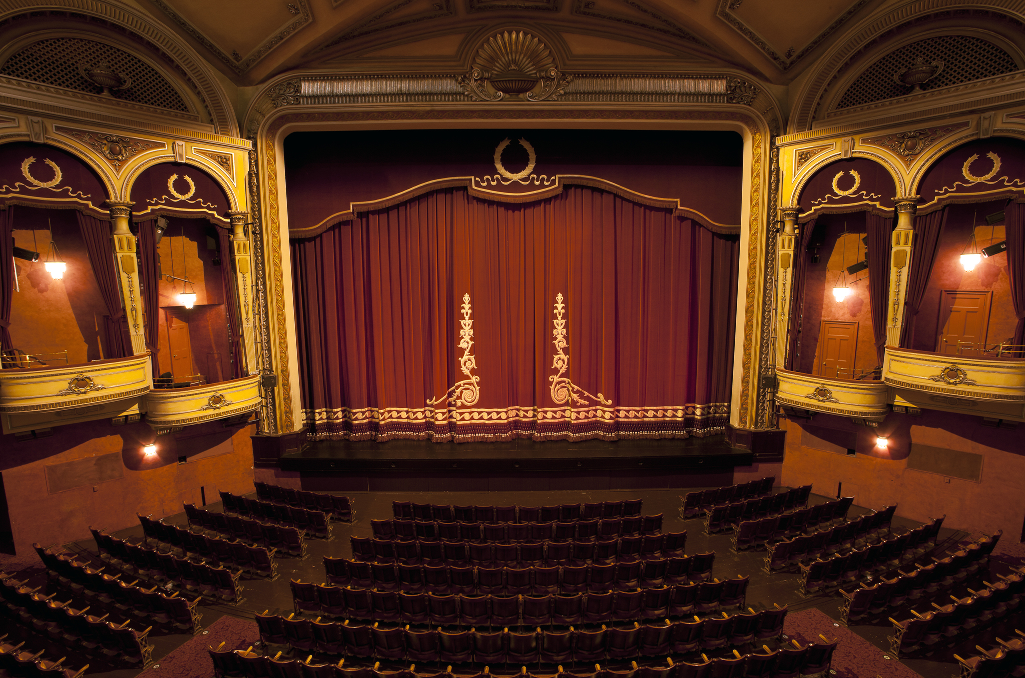 Theatre shows in Edinburgh