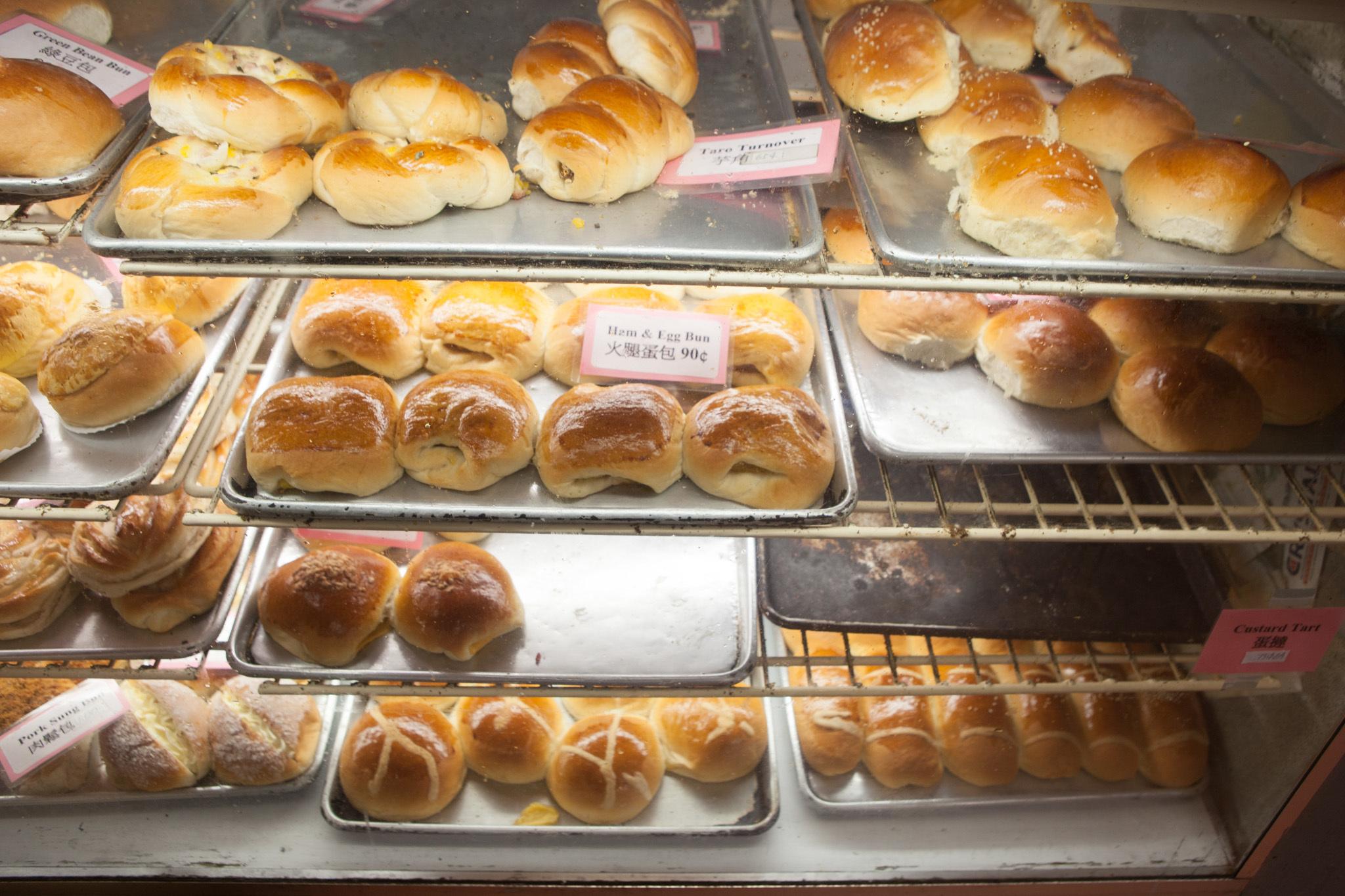 Best bakeries in Chinatown