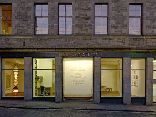 Ingleby Gallery, Edinburgh