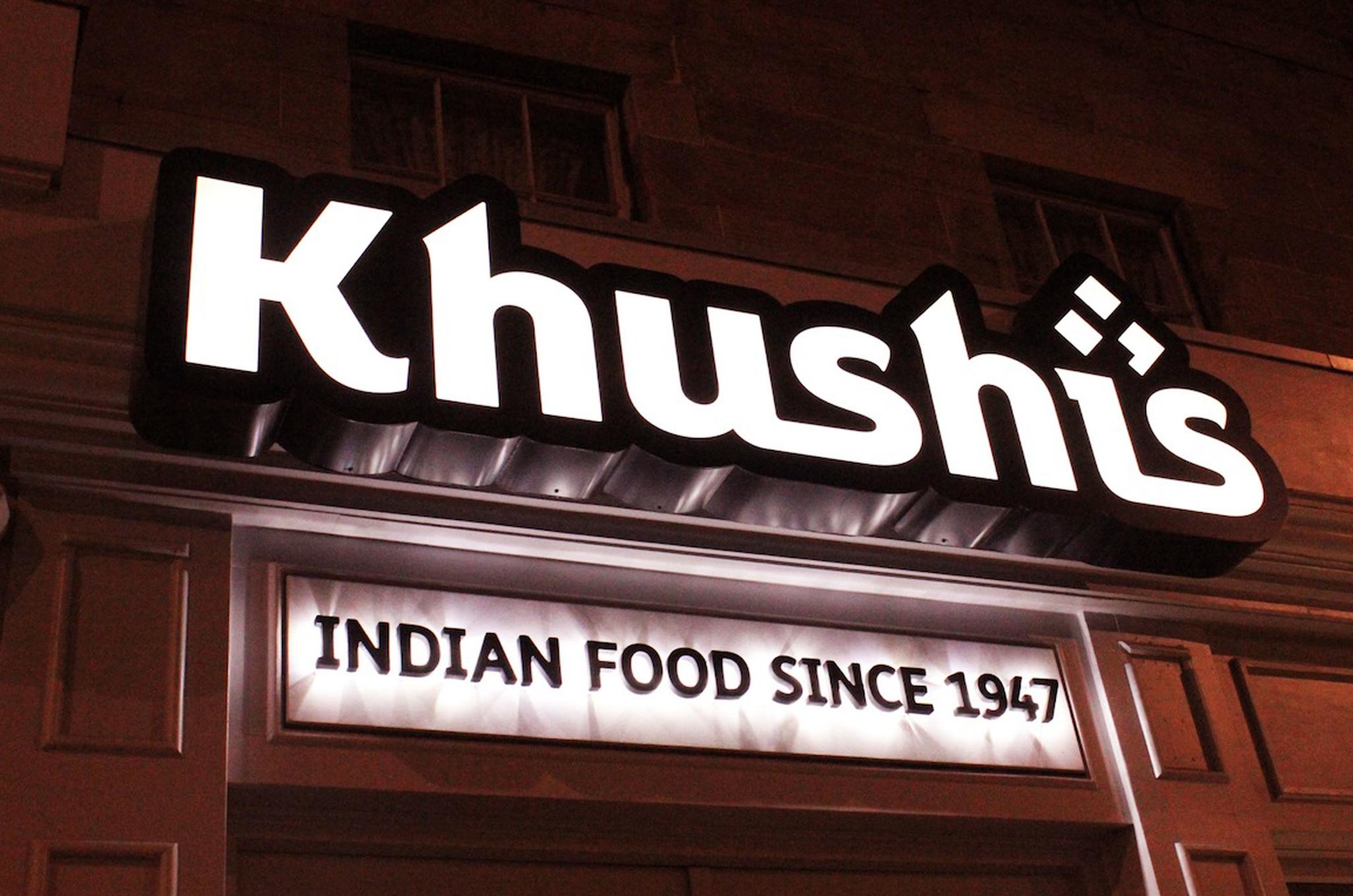 Khushi's, Edinburgh