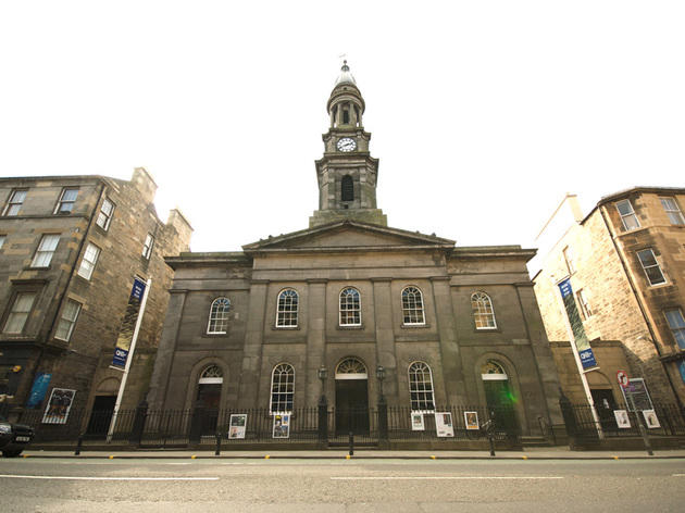 Queen's Hall, Edinburgh