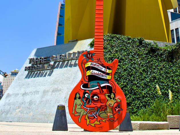 (Foto: Cortesía Gibson y Guitar Town CDMX)