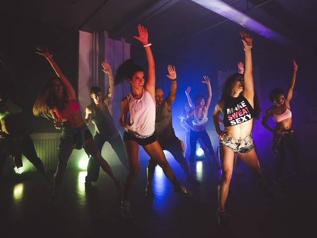 Fun and cool fitness classes