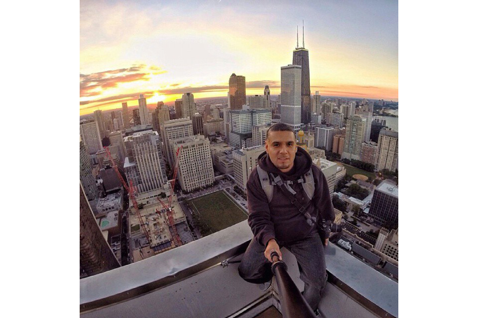 Extreme views of Chicago