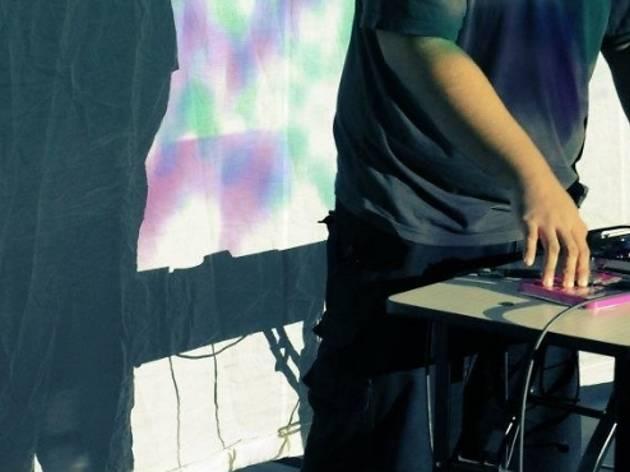 Jerk Kerouac and Noise Arcade SEA Tour 2014