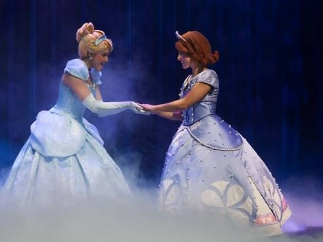 Disney Live Three Classic Fairytales