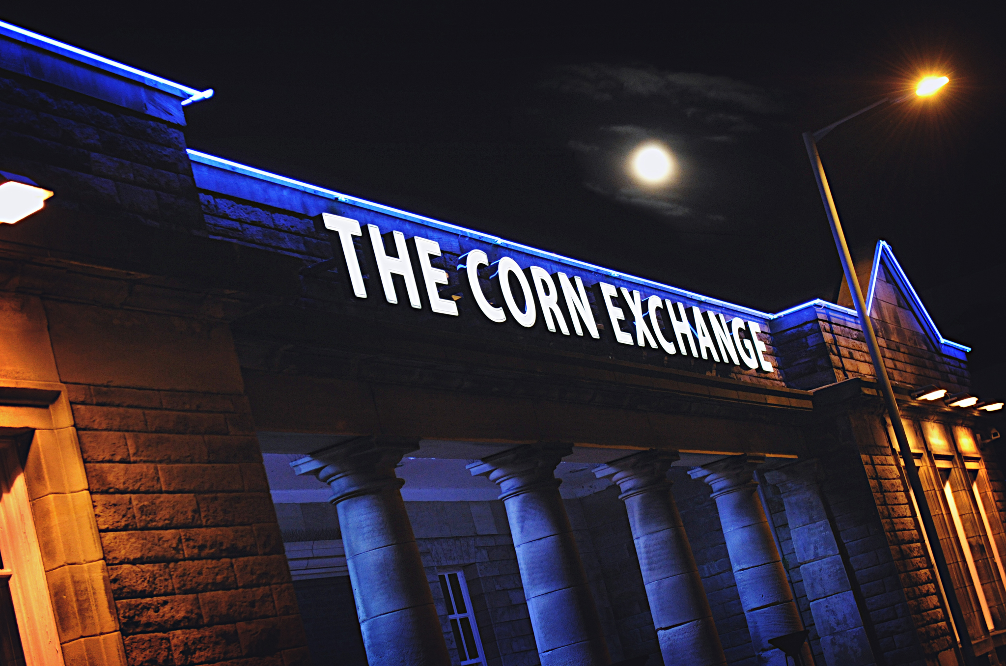 Edinburgh, Corn Exchange