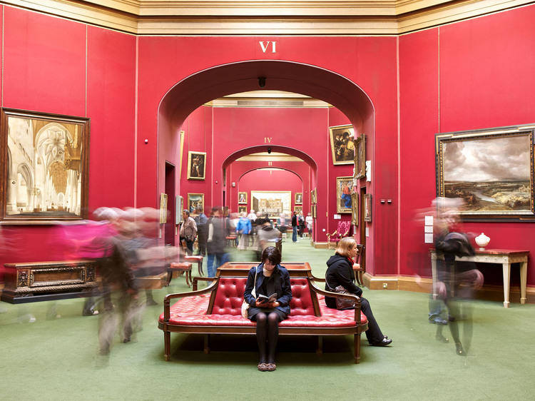National Gallery Of Scotland Complex