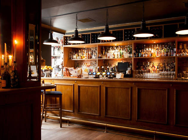 The Bon Vivant, Edinburgh