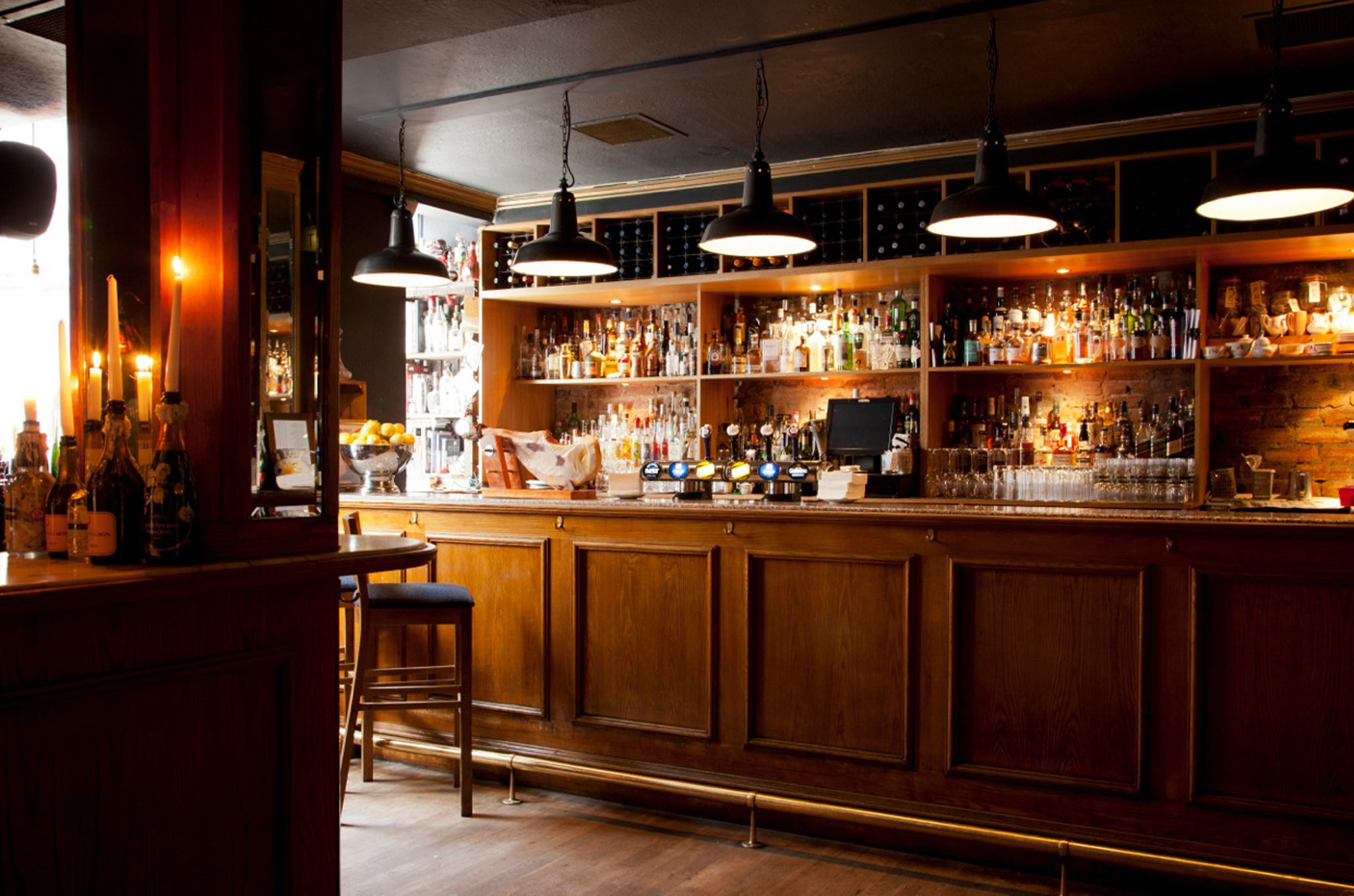 The best cocktail bars in Edinburgh