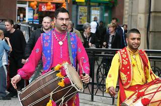 Manchester Diwali Mela