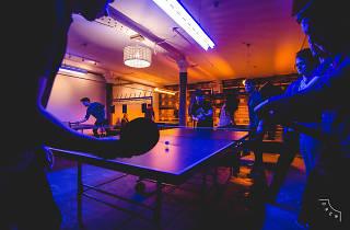 NYE Ping Pong Palooza