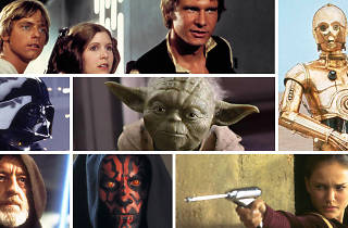Star Wars characters promo image