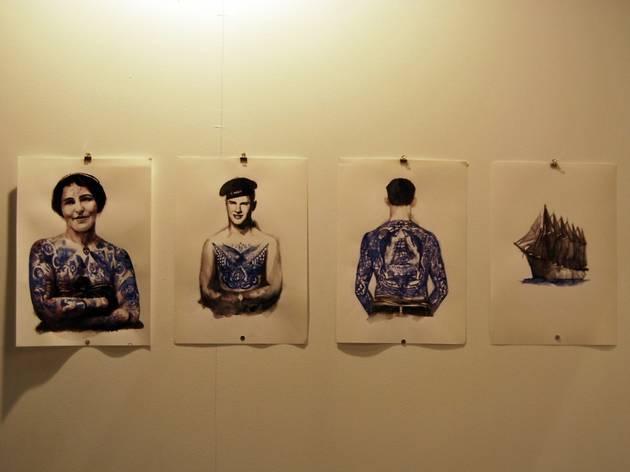 Swab 2014: Fira Internacional d'Art Contemporani