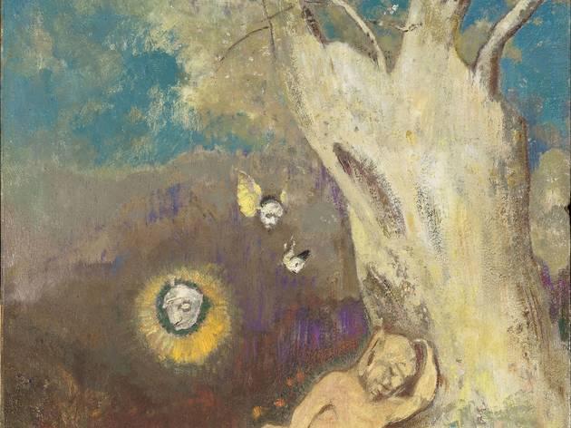 (Odilon Redon, 'Sommeil de Caliban (Shakespeare, la Tempête, acte II, scène II)', vers 1895–1900 / © RMN-Grand Palais (musée d'Orsay) / Hervé Lewandowski)