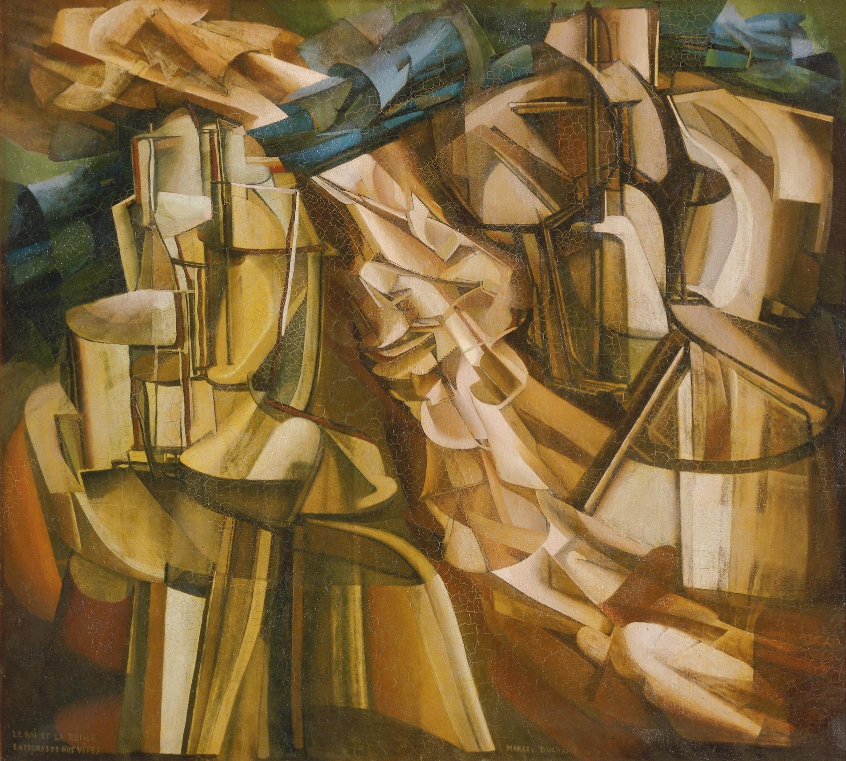 Les expositions du Centre Pompidou