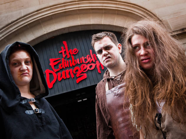 The Edinburgh Dungeon, Edinburgh