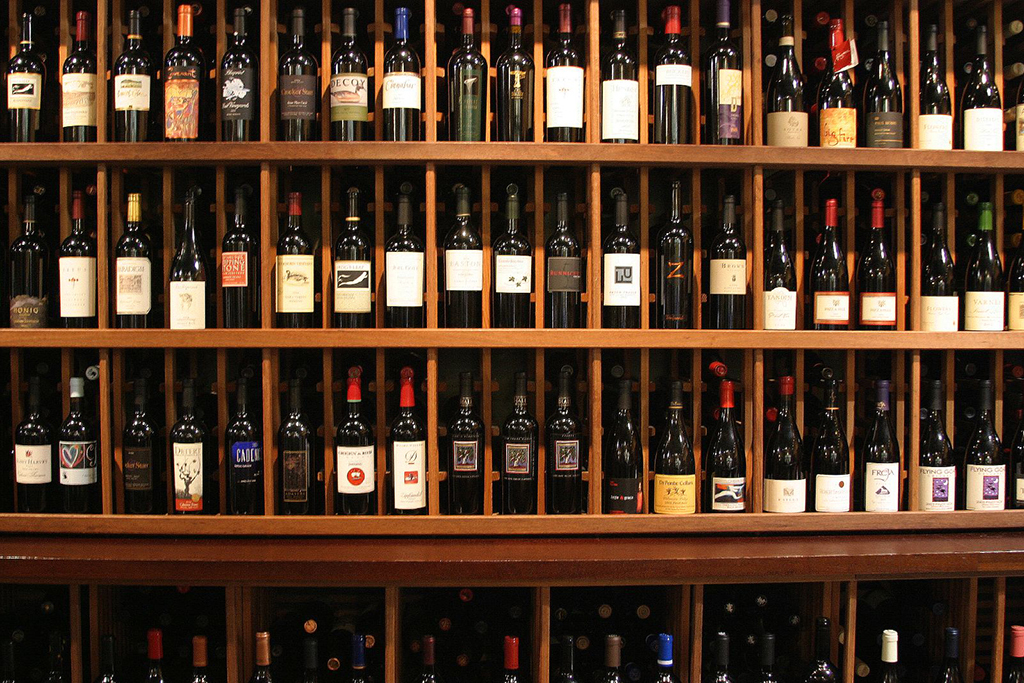 Sample Napa Valley wines without leaving the city