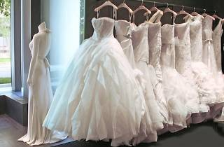 Vera Wang Bridal sample sale