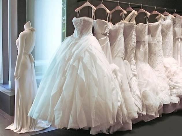 Vera Wang Bridal sample sale | Shopping in Los Angeles