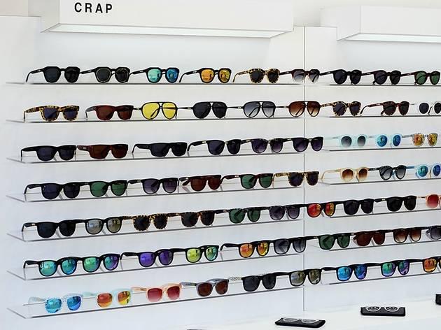 CRAP Eyewear's Summer Daze Pop Up