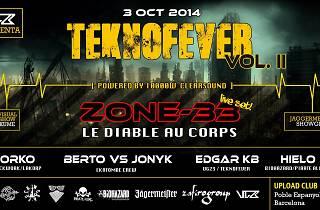Tekno Fever: Nout + Orko +Edgar Kb + Porko + The Lemon Mafia