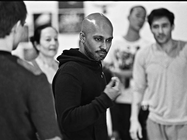 Akram Khan's exhibition at The Lowry