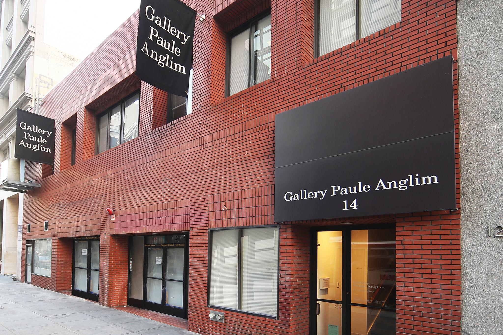 Gallery Paule Anglim