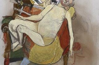 Paula Rego ('Our Lady of Sorrows', 2013)