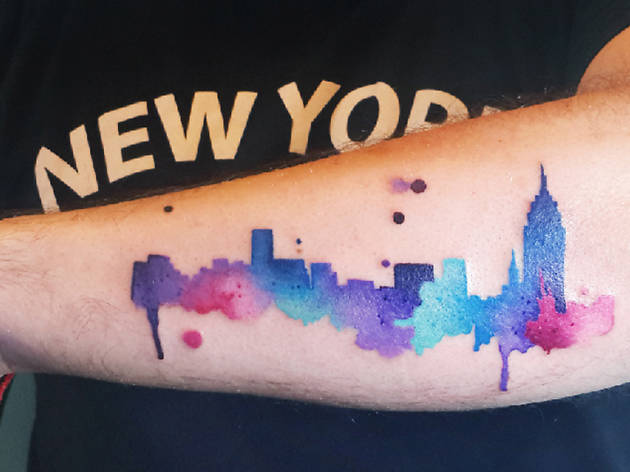 Exceptionnel The 30 most impressive and regrettable New York tattoos WD48