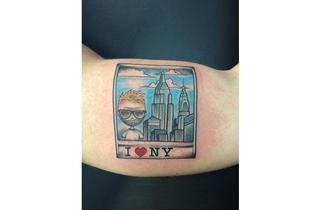 (Photograph: Courtesy Derek Martinez/Red Rocket Tattoo)
