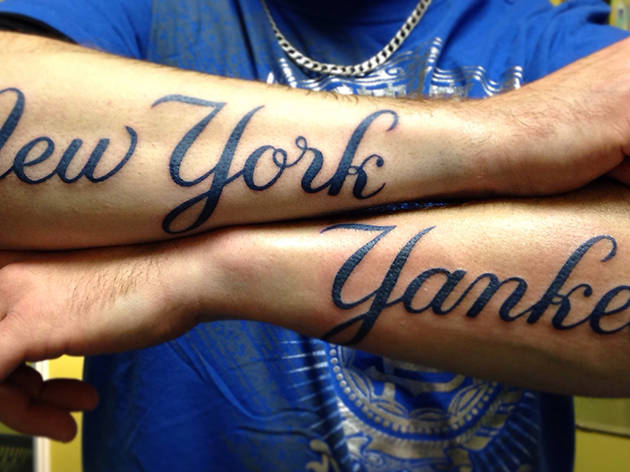 The Most Impressive And Regrettable New York Tattoos - 15 impressive tattoo saves