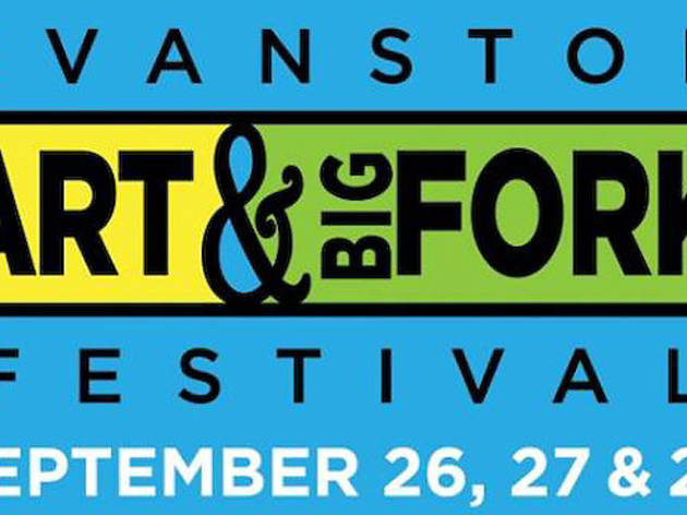 Evanston Art & Big Fork Festival | Things to do in Chicago