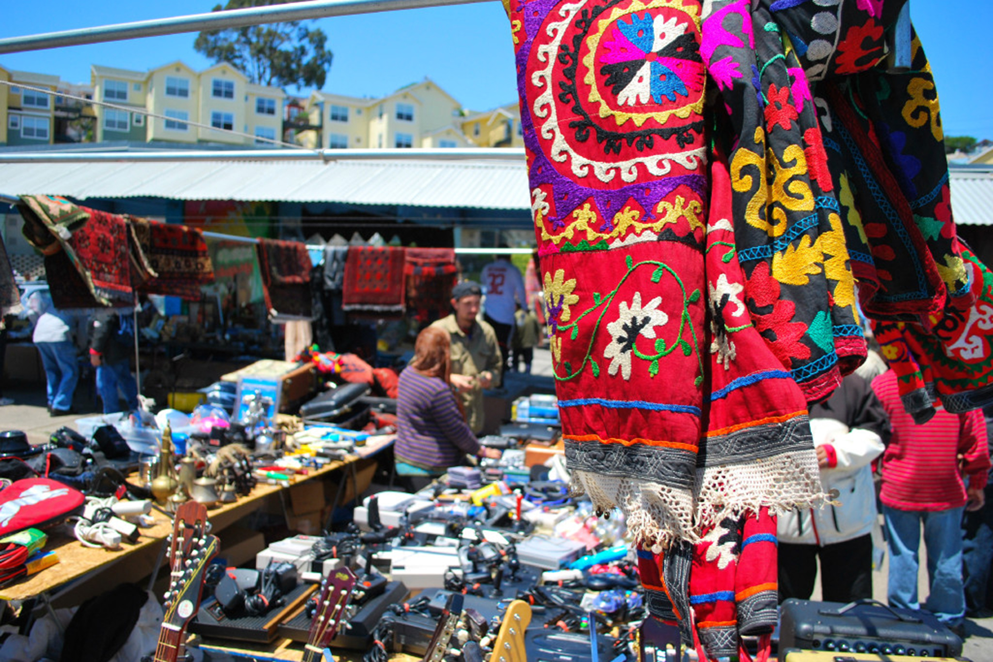 alemany swap meet san francisco