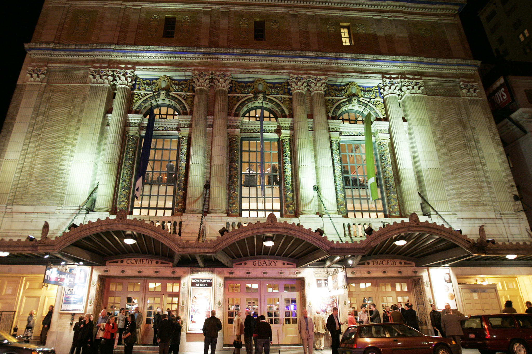 See the stars at American Conservatory Theater