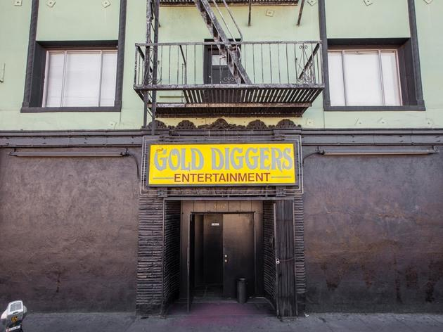 Gold diggers los angeles