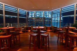 Canapé Reception at Nobu Club Lounge