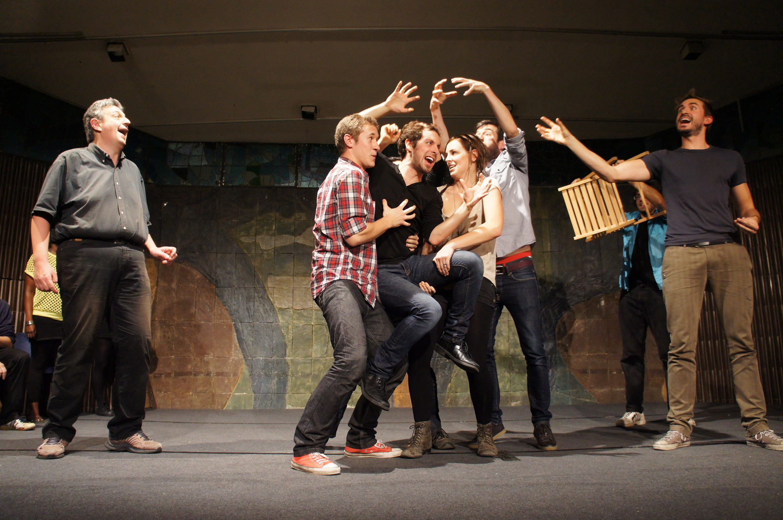 Espectacles d'improvisació humorística de Barcelona Improv Group