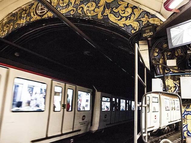 Metro Fontana