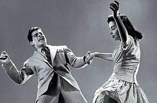 Ballada de swing al carrer