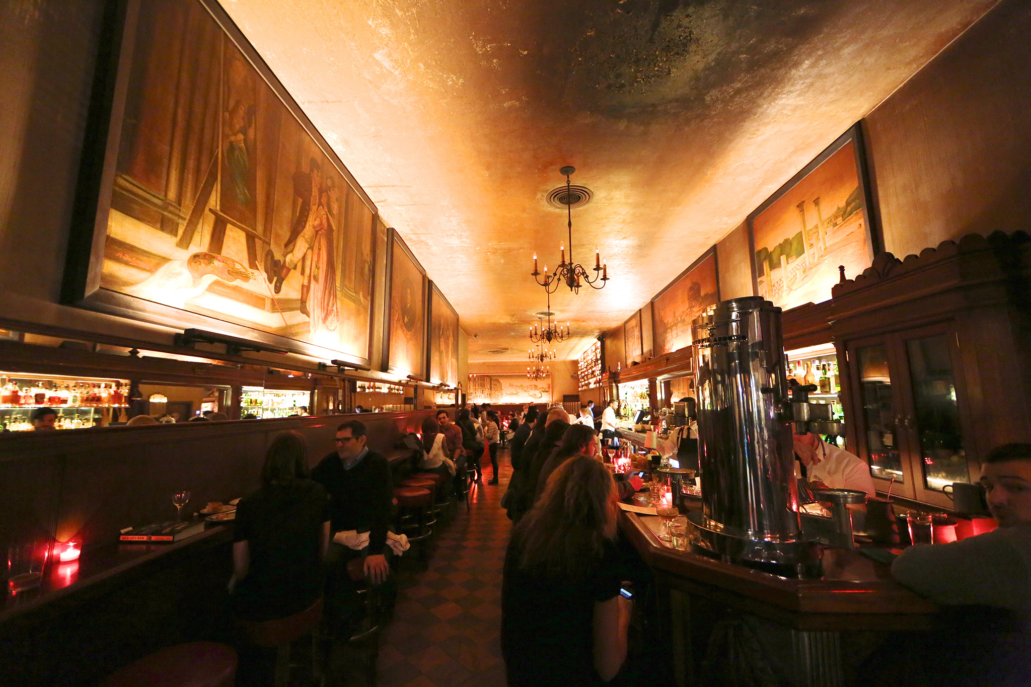 Top bars in San Francisco