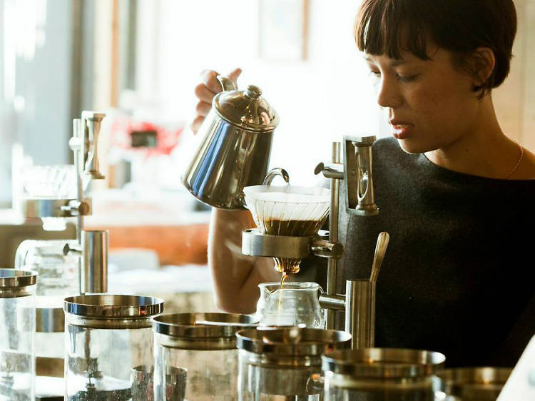 The best coffee shops San Francisco