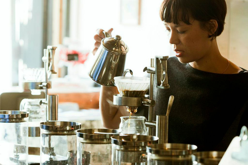 The best coffee shops and cafés in SF