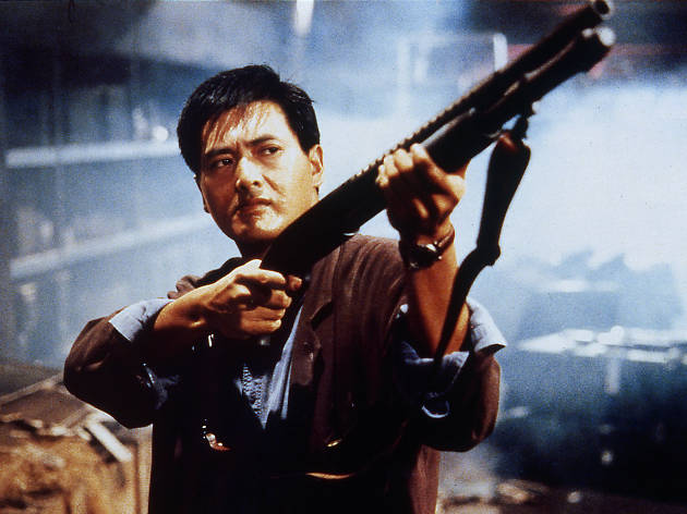 Hard Boiled, 100 best action movies