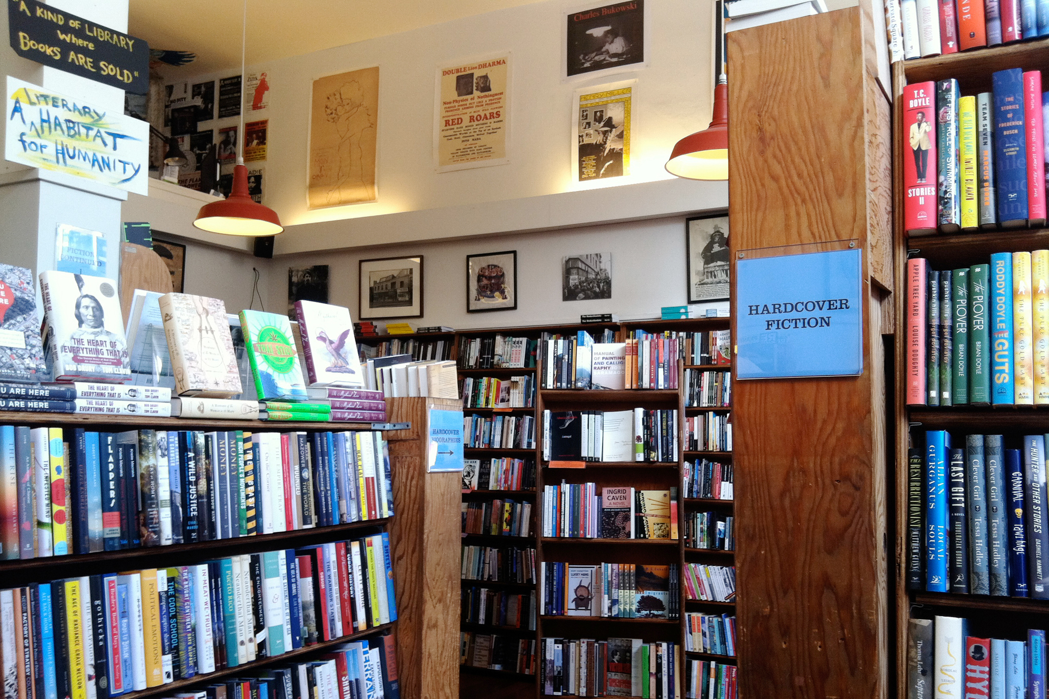 The best bookstores in San Francisco