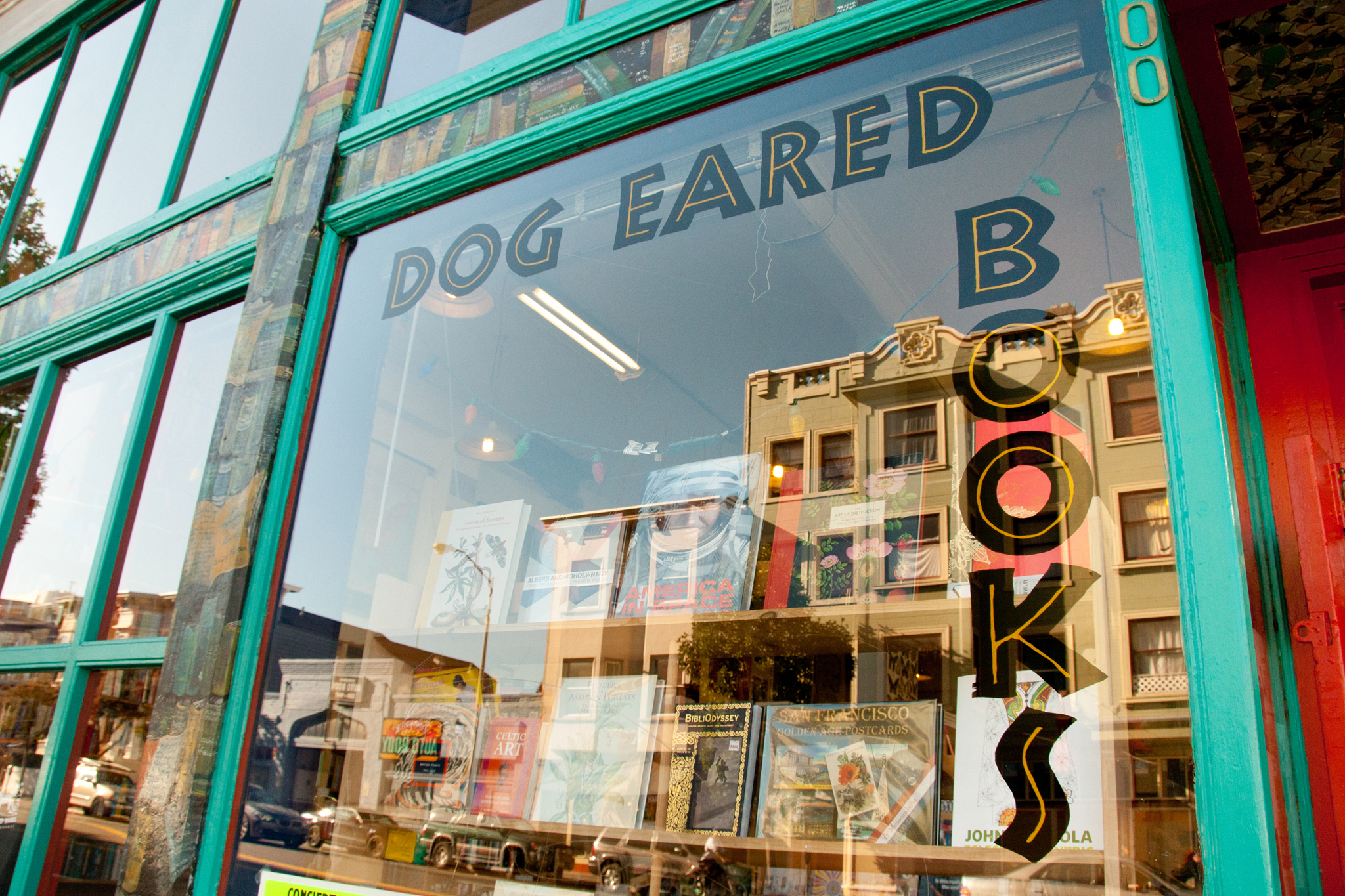 Dog Eared Books