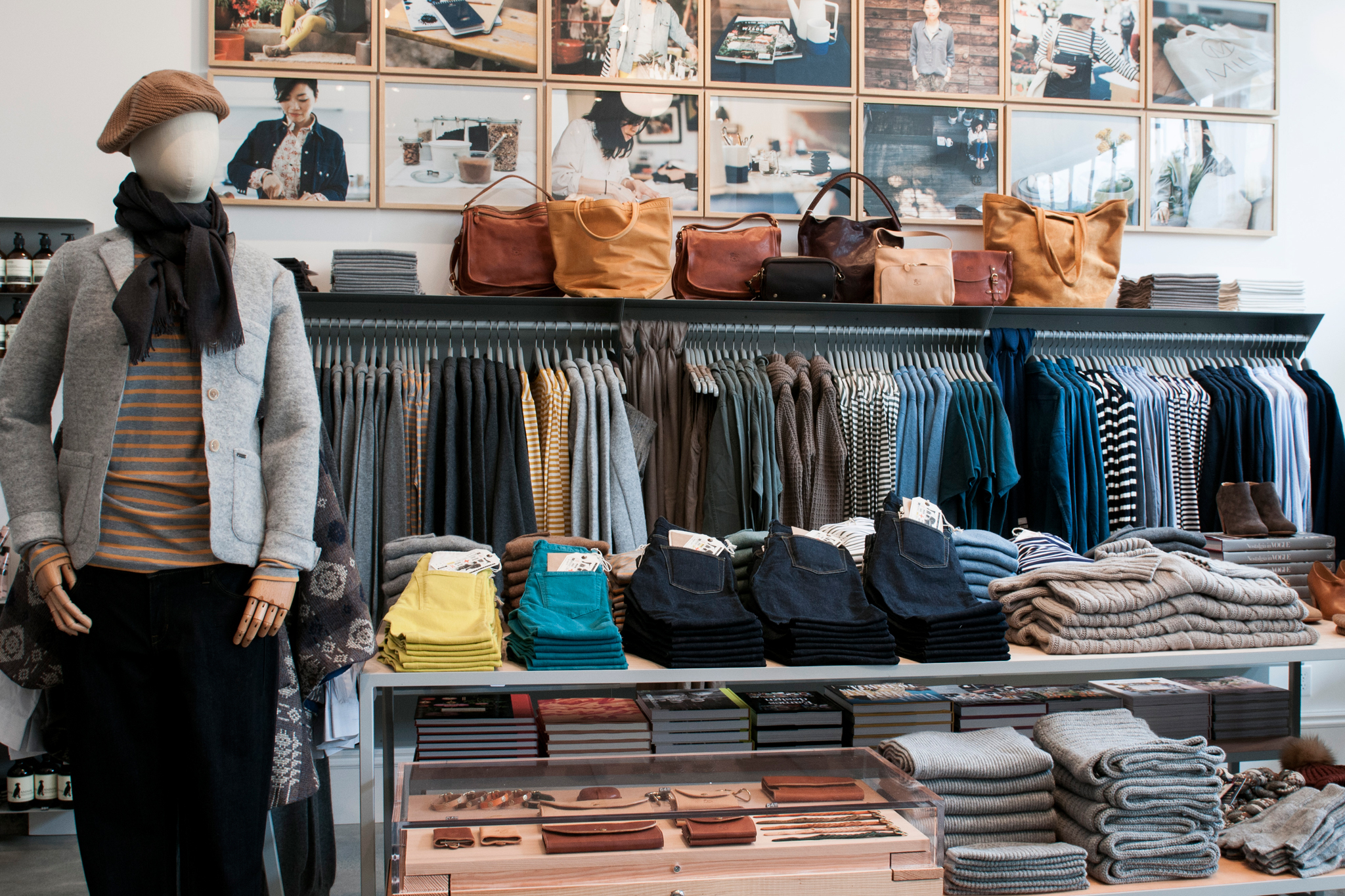 Best clothing stores in san francisco