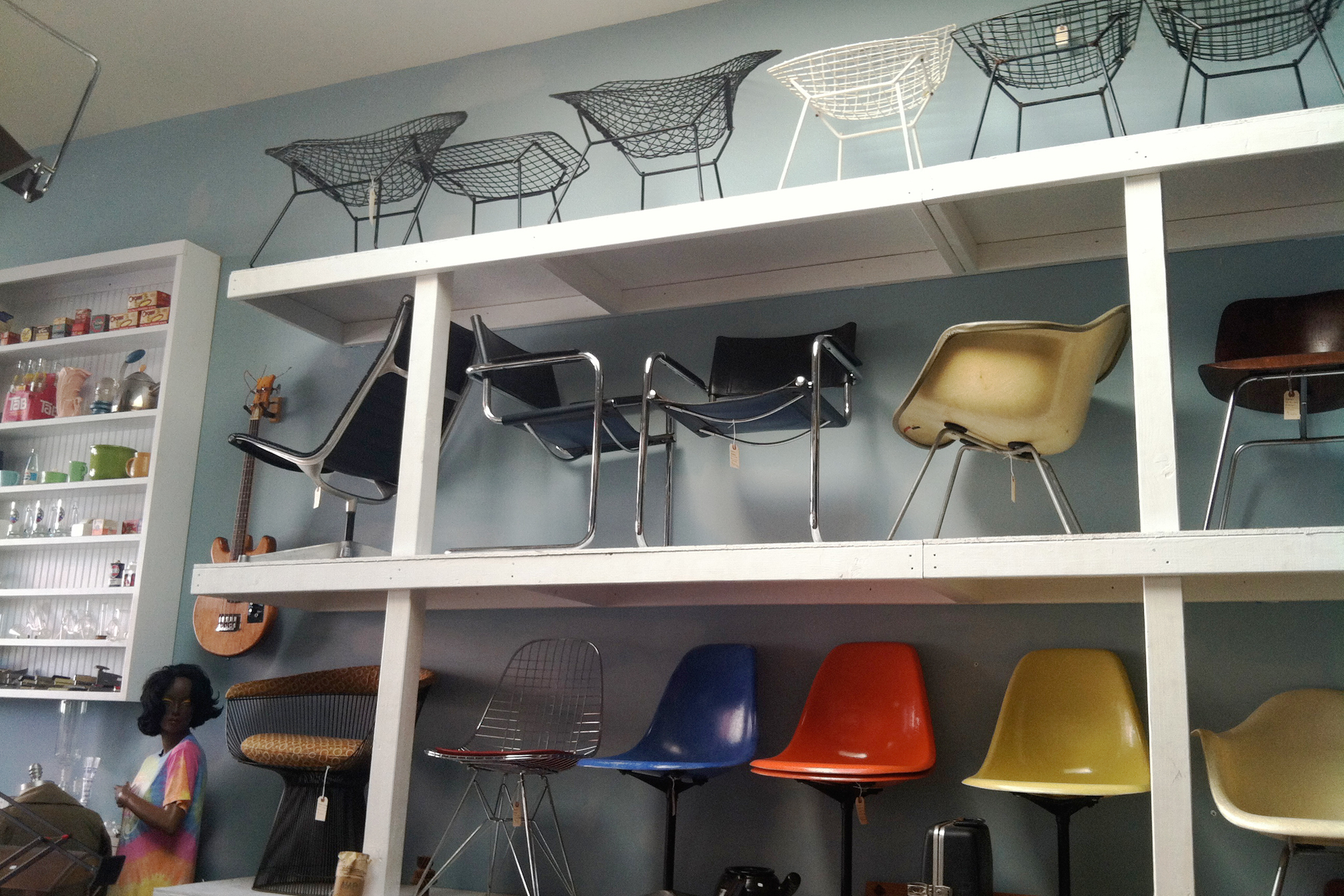 The best vintage clothing and furniture stores in San Francisco
