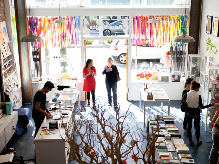 The best design and gift shops